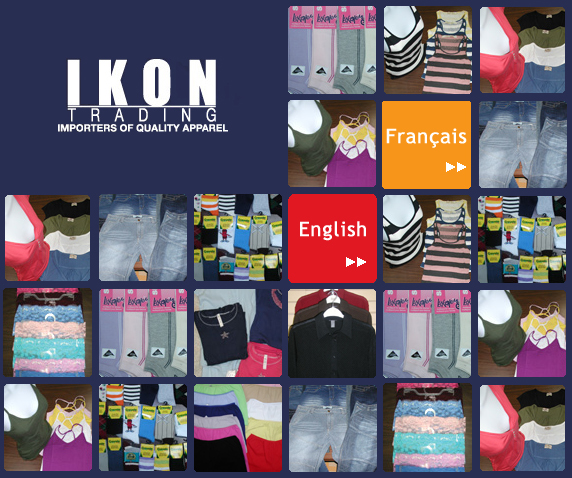 IKONTRADING.COM - Importers of Quality Apparel